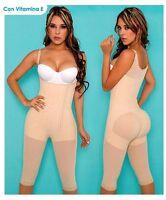 Fajas Colombianas Body Flex Body Girdle W/o Bra & Buttocks Lift Xl 018