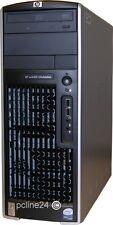 HP xw6400 2x Xeon Dual Core 5140 @ 2,33GHz 4GB 250GB DVD NVS285 B-Ware