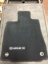 LEXUS IS250/350 2014 4PCS BLACK CARPET FLOOR MAT RWD PT206-53142-20