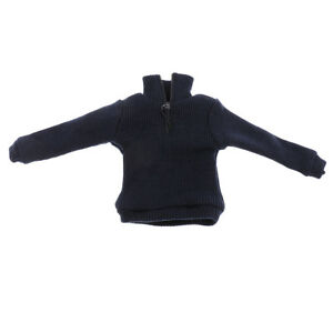 1-6-Scale-Soldier-Zipper-Jumper-Sweater-Knitting-for-12-039-039-DID-BBI-Figure-1x