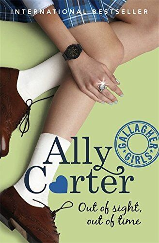 1 of 1 - Out of Sight, Out of Time by Carter, Ally 1408314746 The Cheap Fast Free Post