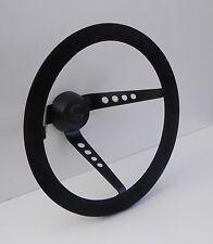 Ford Mk2 Escort  Rally Car AVO Springalex Gp4 Steering Wheel SUEDE
