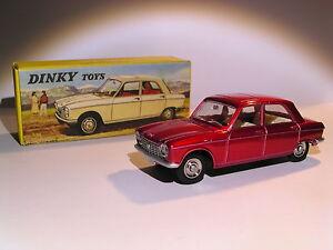 Dinky Toys Atlas 510 Peugeot 204 1//43