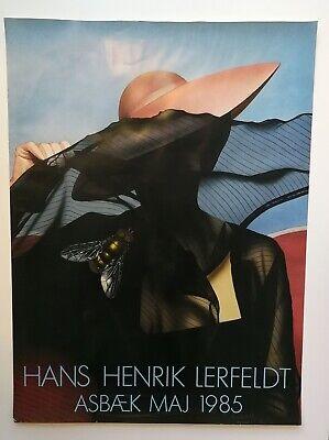 Kunsttryk Hans Henrik Lerfeldt Ndash Dba Dk Ndash Kob Og Salg Af Nyt Og Brugt