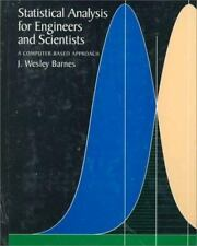 Statistical Analysis for Engineers and Scientists: A Computer-Based Approach (IB