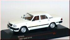 GAZ 3110 ( 1997 ) - weiß white blanc bianco bialy baltas alb - IXO IST033 - 1:43