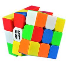 YJ Yulong 3x3 Speed Cube Stickerless Version 3x3x3 Magic Cube US Stock Kids Gift