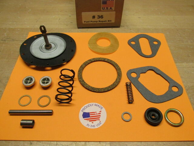 1941 1942 1946 1947 HUDSON COMMODORE SUPER CUSTOM AC#499 MODERN FUEL PUMP KIT