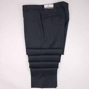 Jos-A-Bank-Pants-New-Slim-Fit-36x38-Unfinished-Trouser-Mens-Size-Wool-Nwt-Gray