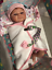 18-034-Reborn-Baby-Dolls-Newborn-Girl-Reborn-Dolls-Soft-Body-Realistic-Nurturing thumbnail 1