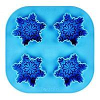 Tovolo Snowflake Silicone Ice Cube Tray / Mold