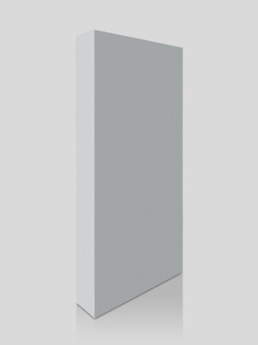 Basotect® G Absorber Akustik Schaumstoff Platten 100x50x10cm hellgrau