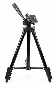 1M Extendable Tripod W/ Screw Mount for Sony FDR-AX53 / FDR-AX33 4K Handycam