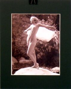 Jean-Harlow-Hollywood-1930s-Nude-Sex-Symbol-Photo-Matted
