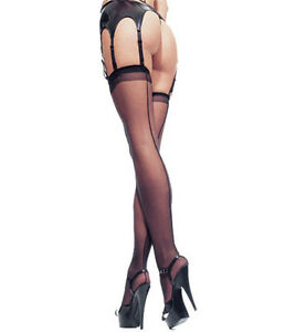 Leg-Avenue-Classic-Back-Seam-Black-Sheer-Stockings-2-Pairs-1000