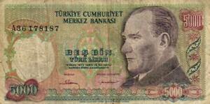 05-Turkey-Turkei-P197A-5000-Lirasi-1985-A36