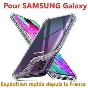 Per-Samsung-S10-Plus-S9-S8-Note-10-A10-A20e-A40-A50-Custodia-Paraurti-Antiurto