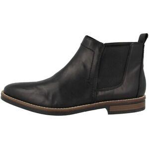 Details zu Rieker Clarino Fino Schuhe Men Herren Antistress Winter Stiefeletten 33553 00