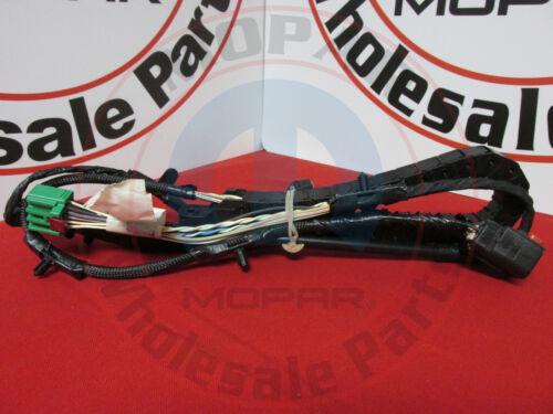 DODGE CHRYSLER Right Sliding Door Wire Track NEW OEM MOPAR