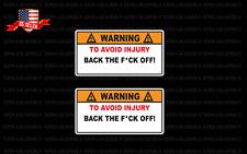 # FHRITP F**k Her Right In The Pu**y Funny DieCut Vinyl Window Decal Sticker JDM