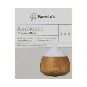 Bosisto's Ambience Ultrasonic Diffuser 1 pack