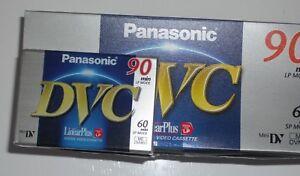Objectif 1 X Panasonic 90 M Lp Dvm Mini Dv Caméscope Cassette Pour Sony Canon Jvc Sharp-afficher Le Titre D'origine Usines Et Mines