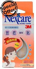 Japan 3M NEXCARE ACNE CARE PIMPLE STICKERS PATCH SET - 36PCS