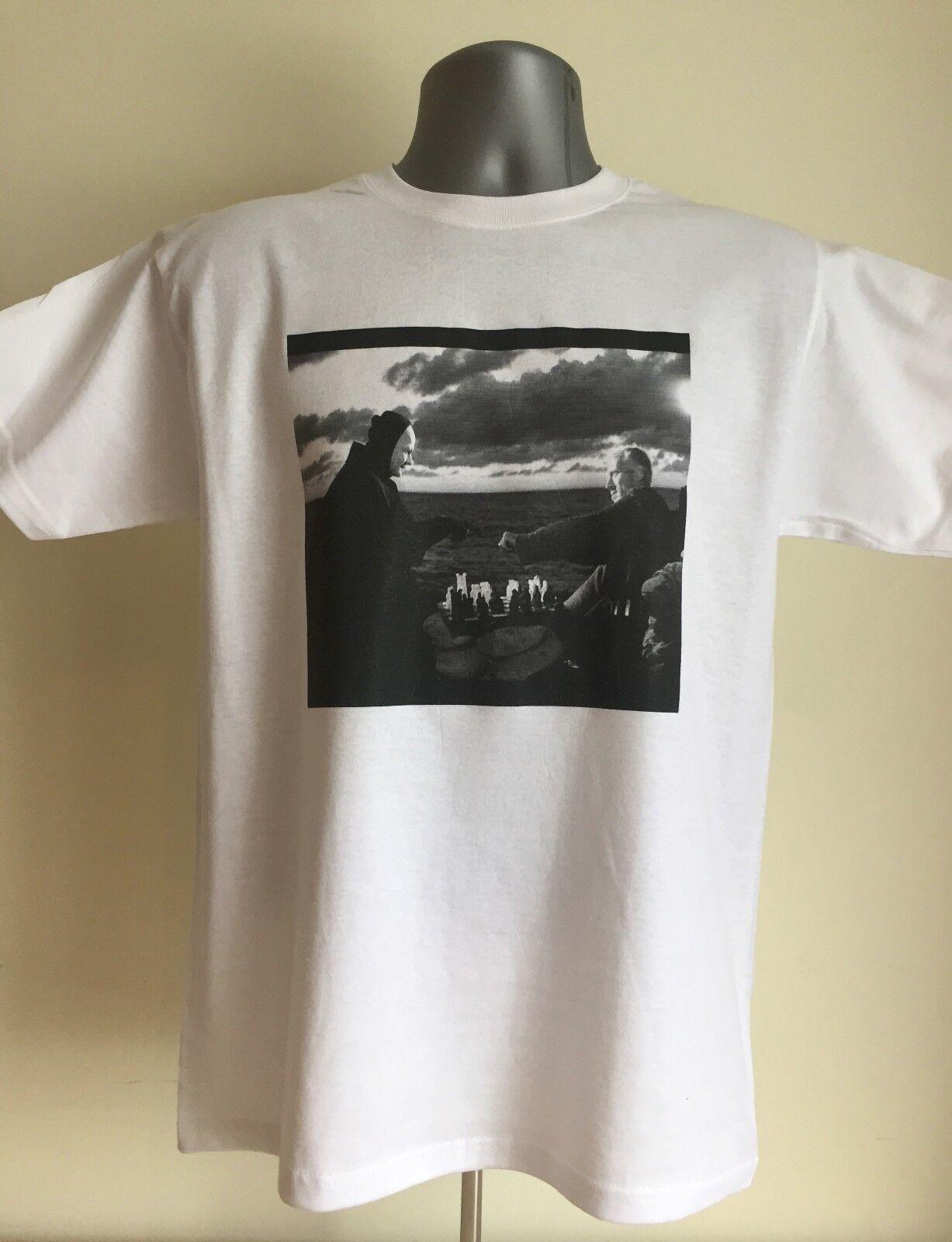Nouveau Attila Metal Rock Band Logo Hommes t-shirt noir taille S à 3XL