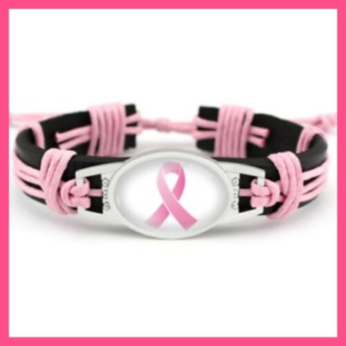 Breast Cancer Awareness Pulsera