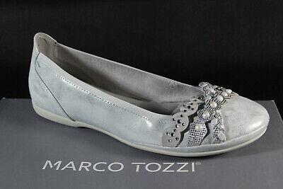 Marco Tozzi Ballerina weiß NEU!