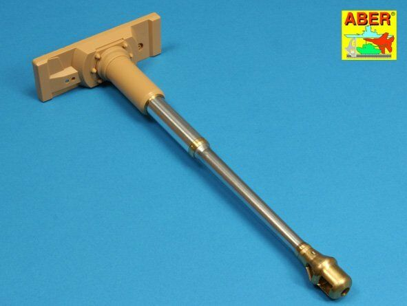 8,8cm KwK 36 L 56 EARLY TIGER I  AUSF E(H)  METAL BARREL L05 1 16 ABER