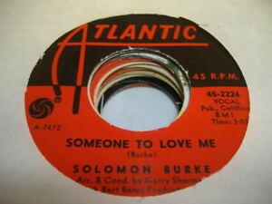 Soul-45-SOLOMON-BURKE-Someone-To-Love-Me-on-Atlantic