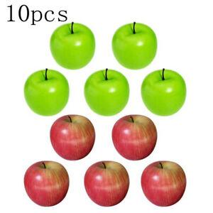 Deko-Äpfel 10 Stück
