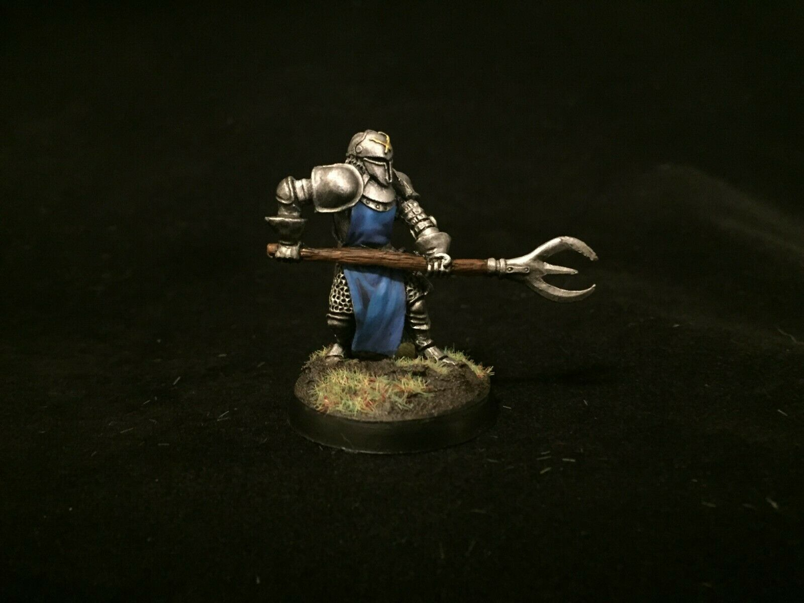 Painted Reaper Miniature Knight Metal D&D Pathfinder Fantasy RPG Gaming