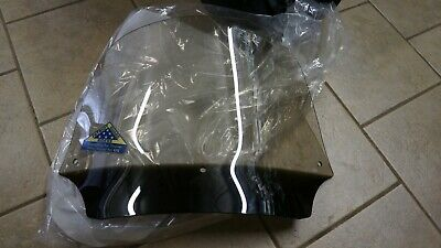 Replacement Plastic For Harley-Davidson 21 Road King Replacement Plastic Memphis Shades MEP6429 Solar Windshield