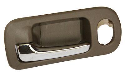 New Brown & Chrome Inside Door Handle LH FRONT / FOR 2001-05 HONDA CIVIC SEDAN