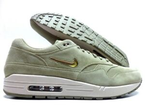 online store fa570 f7f13 Image is loading NIKE-AIR-MAX-1-PREMIUM-SC-NEUTRAL-OLIVE-
