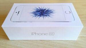 Apple-iPhone-SE-64GB-Silber-ohne-Simlock-VP-Zubehoer-Wie-Neu