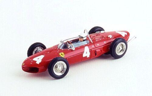 Ferrari 156 F1 Winner GP British Von Trips QFC99003 1//43 Quartzo