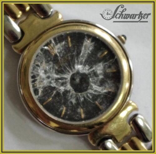 1mm Reparatur Mineralglas rund flach MS für Armband od Uhrglas 13-46  H ca