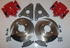 + BONUS !!  KIT Freni a disco 215 mm FIAT 500 / 126 completo per 12 pollici 4x98