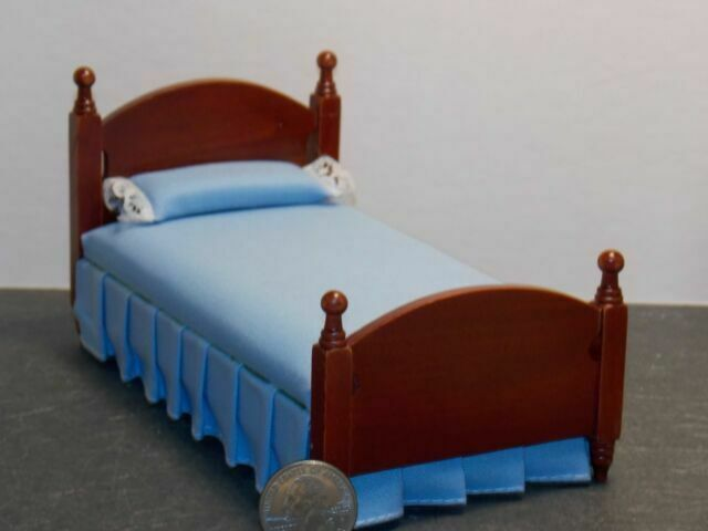 1:12 Scale Single Bed Kit no 4