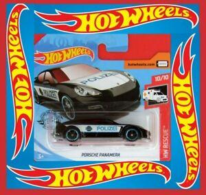 Hot-Wheels-2019-Porsche-Panamera-100-250-nuevo-en-el-embalaje-original
