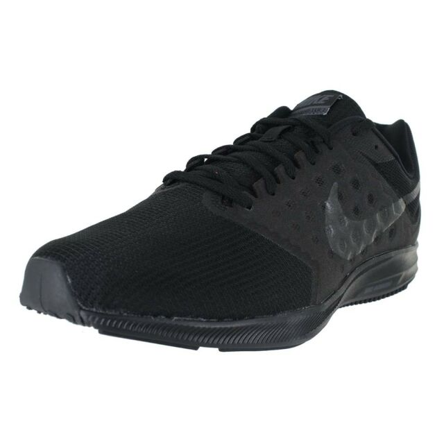 866da3eefe0d Nike Downshifter 7 Mens Running Shoes Wide Width EEEE Black 13 for ...