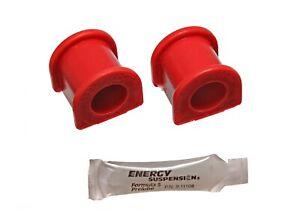 Energy-Suspension-16-5121R-Sway-Bar-Bushing-Set-Fits-96-98-Civic