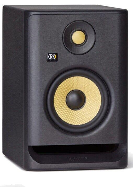 KRK Rokit 5 G4 Active Studio Monitor RP5G4 RP5 Speaker Generation 4 SINGLE