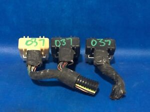 Details about 99 DODGE DAKOTA 3 9 ECM ECU PCM WIRING HARNESS PLUGS  CONNECTORS P56040037AG 037