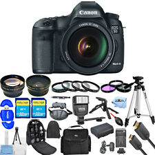 Canon EOS 5D Mark III DSLR Camera with 24-105mm Lens (Black)!! MEGA BUNDLE!!
