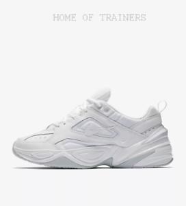 M2k Pure Sizes All Platinum Nike bianca Men's Trainers Tekno UqvfOwCxF