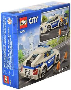 Lego City Police Patrol Car 60239 Building Kit 673419308991 Ebay